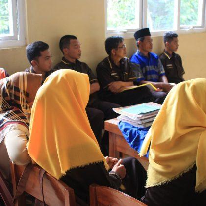 Monitoring & Evaluasi pembelajaran SMK Swadhipa 2
