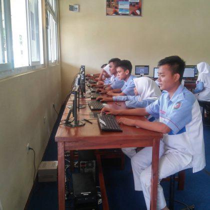 Try Out Ujian Nasional kelas XII SMK Swadhipa 2 Natar